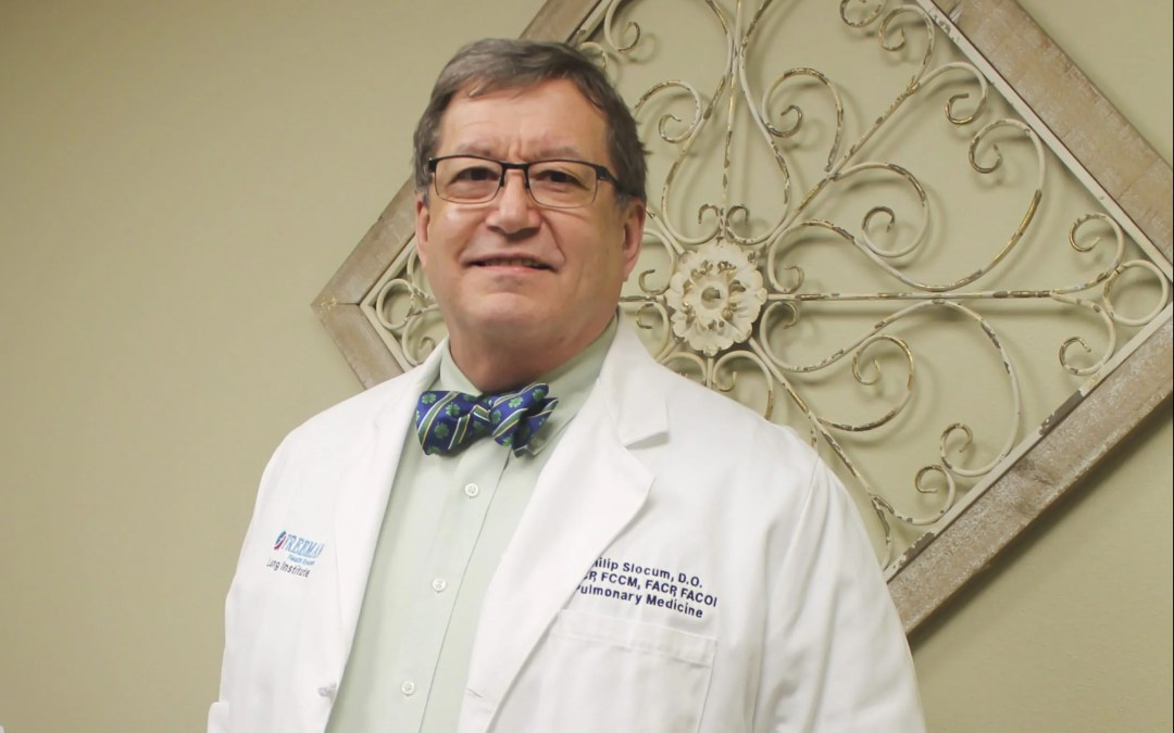 Meet the Doctors: Philip Slocum, DO