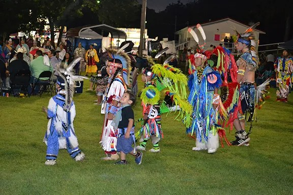 147th Annual  Quapaw Powwow  Shares Rich Tapestry of History
