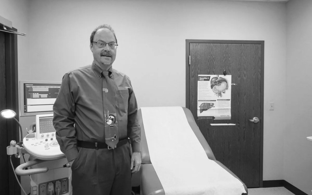 Faces of Southeast Kansas – The Face of Gastroenterology:  Dr. Allan P. Weston, The Digestive Health Center of the Four States