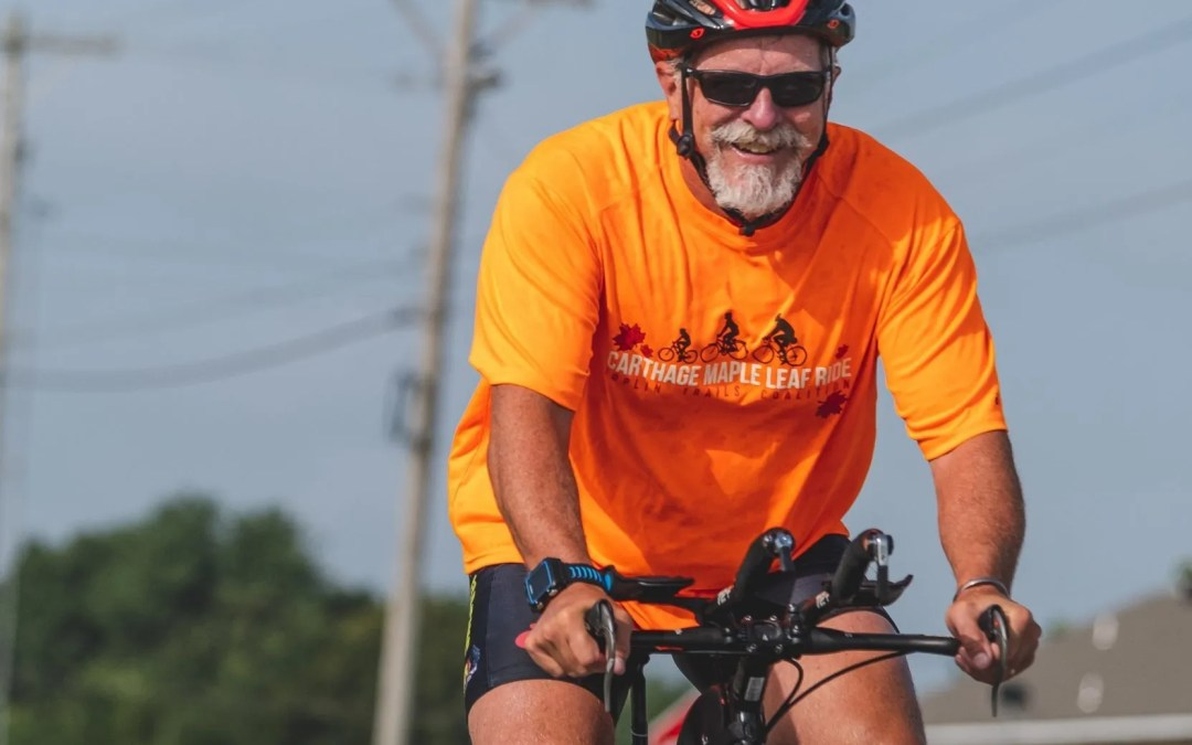 Why I Ride –  Four States Hype Man: Bob Brown