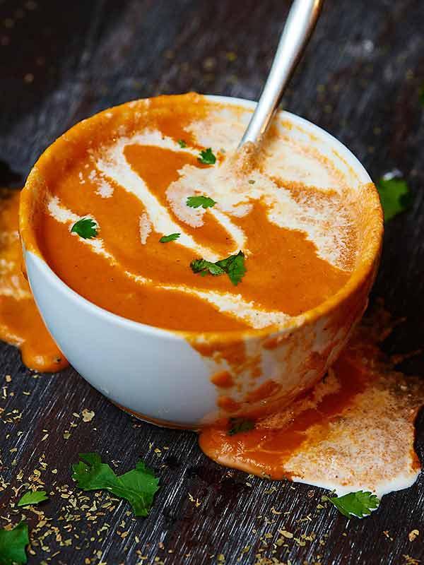 Roasted Tomato Soup Vegetarian Amp Gluten Free