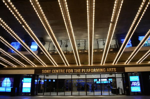 Sony Centre Performing Arts - Show Productions