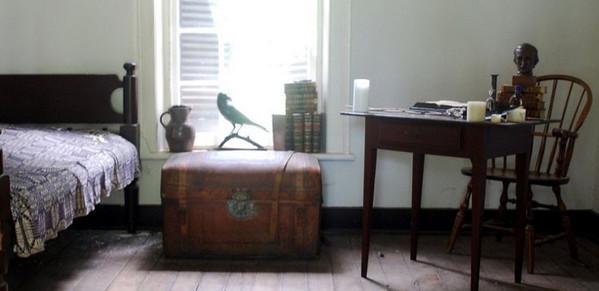 Raven Room Virginia University