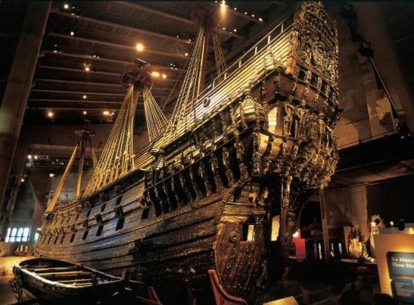 Vasa Museum Ship