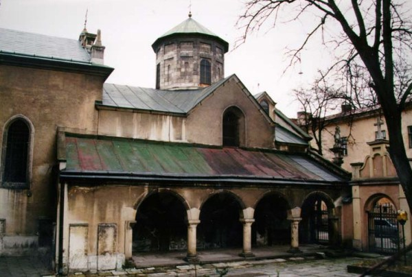 armenian church view