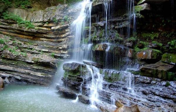 vodopady pshady