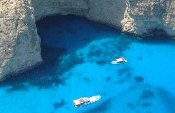 zahynthos clear water