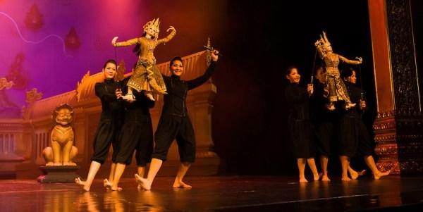 Askra Theatre Show 1