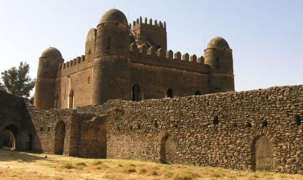 Fasil Ghebbi Palace