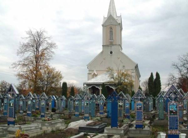 Cimitirul Vesel church