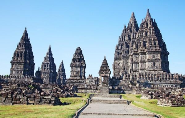 Prambanan Temple Java