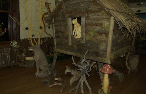 les chudodej museum