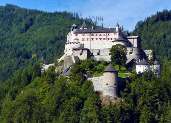 Festung Hohenwerfen summer