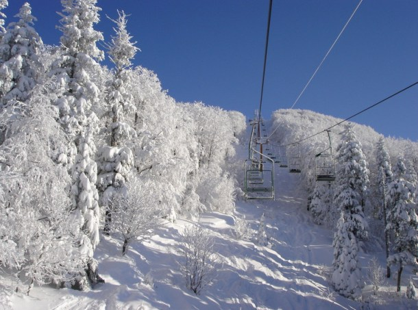 platak ski resort