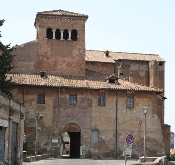 Chiesa dei Santi Quattro Coronati