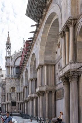 Площадь Сан-Марко в Венеции