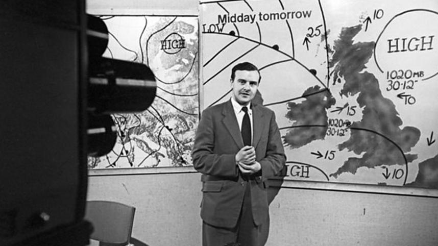 PICTURED: Bert Foord (1969). SUPPLIED BY: Online. COPYRIGHT: BBC.