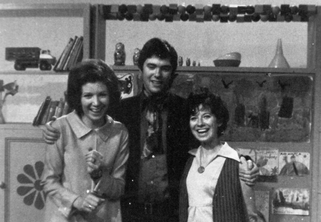 PICTURED: Carole Ward; Jonathan Cohen; Carol Chell. SUPPLIED BY: Lady Valerie Solti. COPYRIGHT: Lady Valerie Solti.