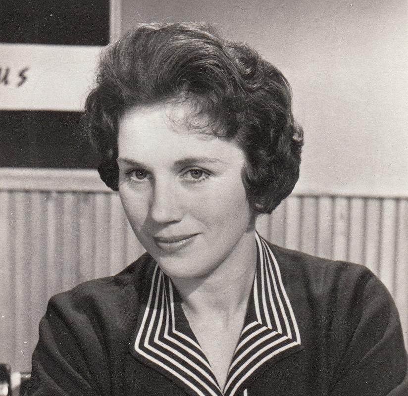 PICTURED: Vera McKechnie.