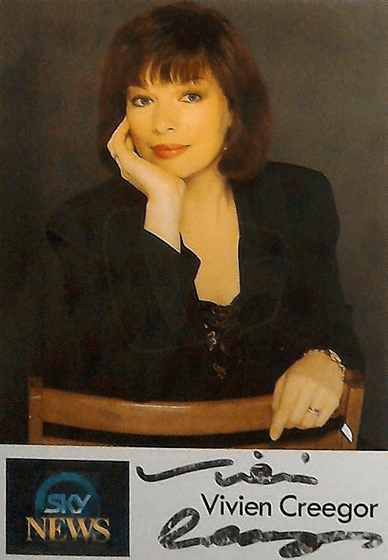 PICTURED: Vivien Creegor. SUPPLIED BY: Paul R. Jackson. COPYRIGHT: Sky plc.