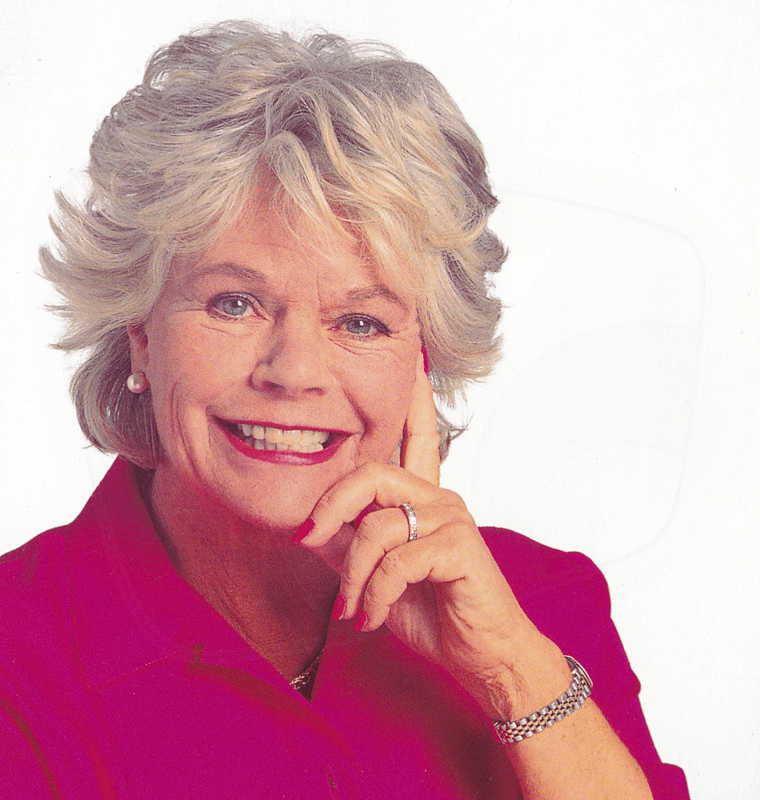 PICTURED: Judith Chalmers.