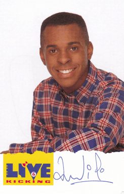 PICTURED: Andi Peters. SUPPLIED BY: Paul R. Jackson. COPYRIGHT: BBC.