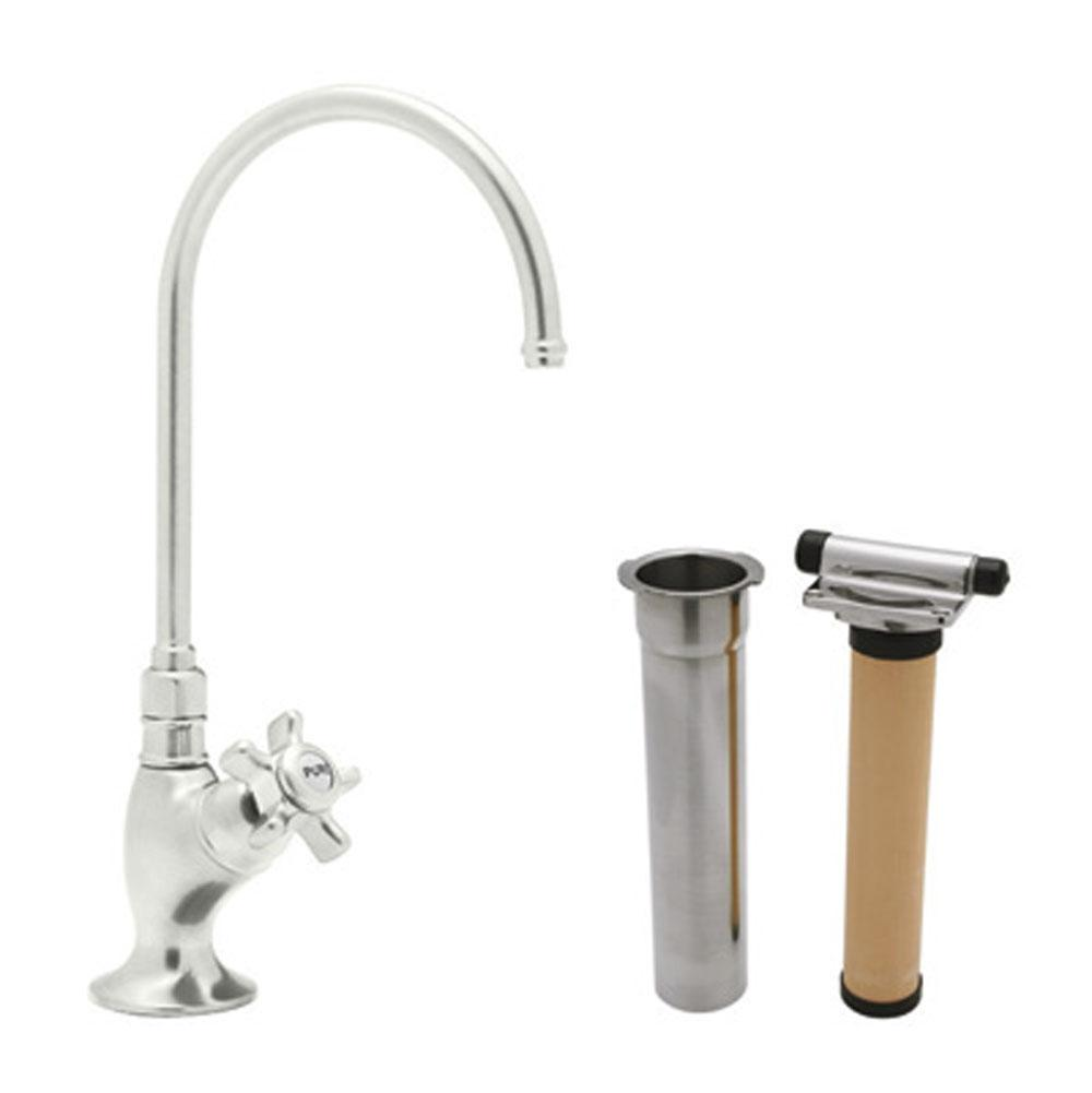 rohl kitchen faucet island with oven gateway supply south carolina deck mount faucets item akit1635xmpn 2