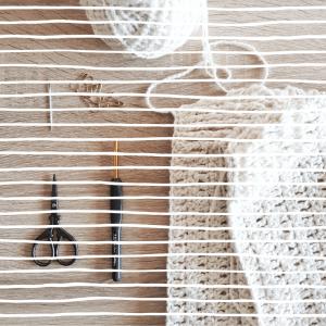 Crochet pattern for modern women