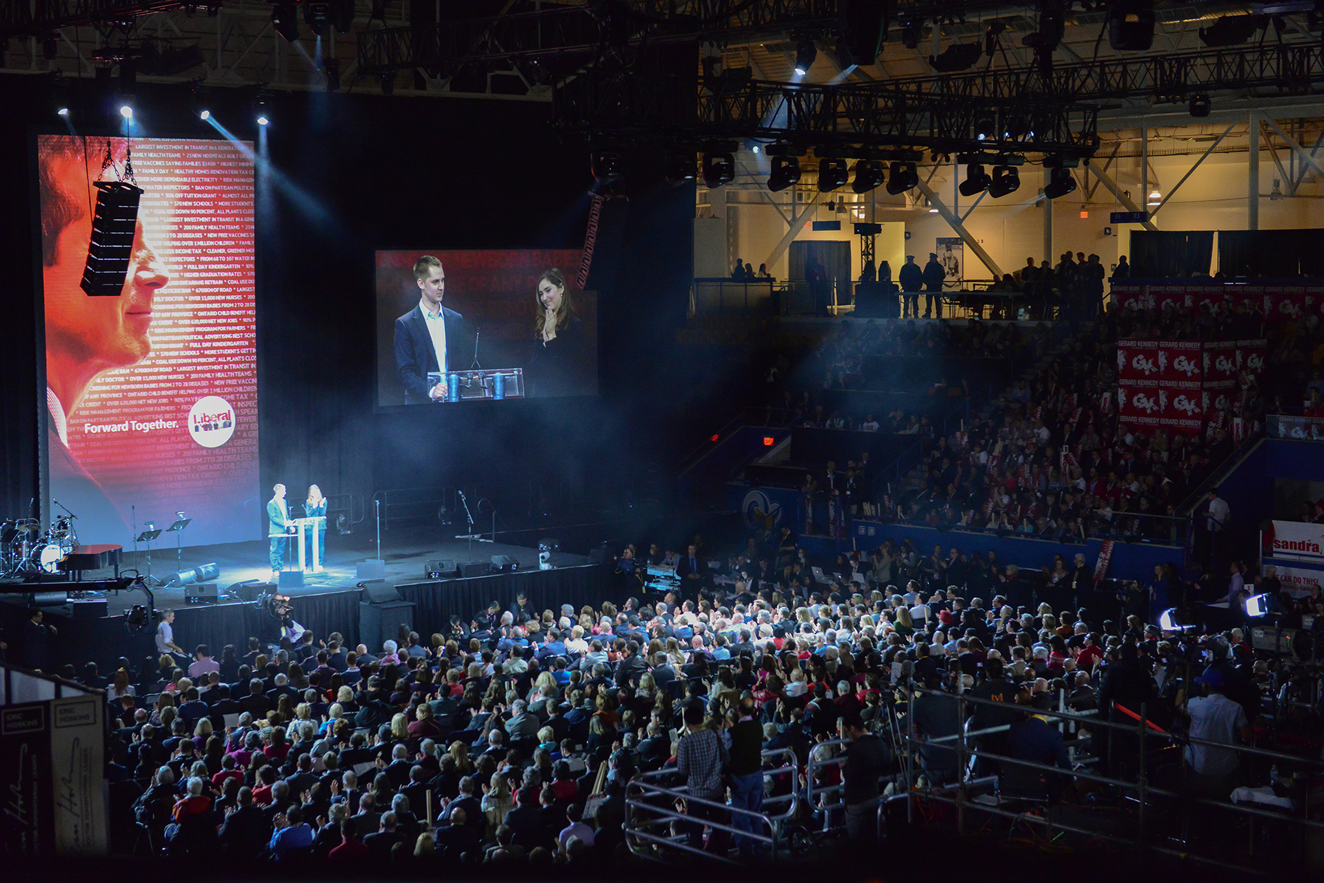 Liberal Party Convention, Canada