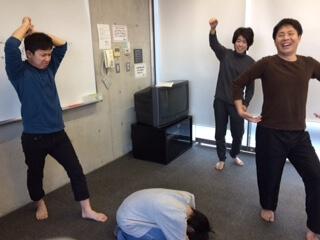 1月10日稽古ブログ更新