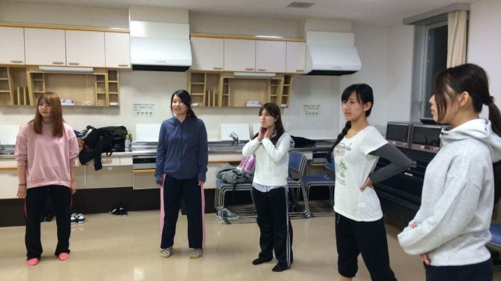 3月15日稽古ブログ更新