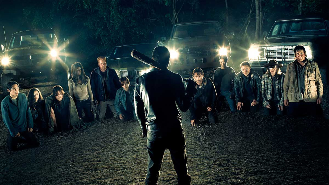The Walking Dead 8x15 - Worth