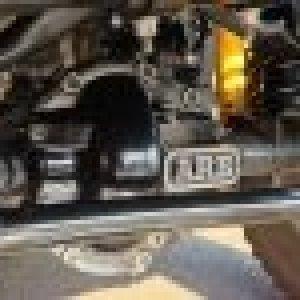 ARB Diff Cover Jl Ruibcon Or Sport M220 Rear Axle Black
