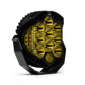 LP9 Sport LED Pod Spot Amber Baja Designs