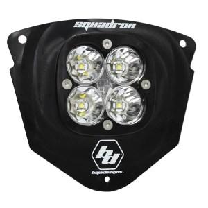 KTM Headlight Kit DC 05-07 Black Squadron Sport Baja Designs