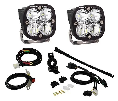 Adventure Bike LED Light Kit Squadron Sport Baja Designs