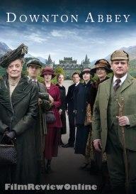"""Poster de la série """"Downton Abbey"""""""