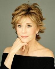 Jane Fonda as Leona Lansing - The Newsroom