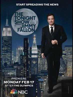 "The Tonight Show Starring Jimmy Fallon - ""Episode 1 (Will Smith/U2)"" - NBC"