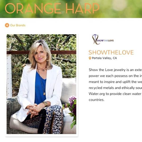 We are proud to announce that STL is now a featured brand on Orange Harp, a new mobile app that let's users shop for socially conscious fashion, accessories, and beauty care products. They also donate 1% of their sales to Not For Sale, a non-profit fighting to end human trafficking. Today they are featured on TechCrunch! Download Orange Harp at the App Store today!