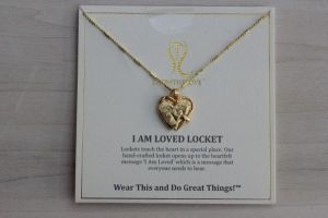 I am loved locket showthelove