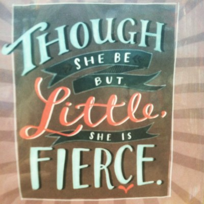 #showthelovejewelry #shebelievedshecouldsoshedid #fierce #girlpower #littlebutstrong