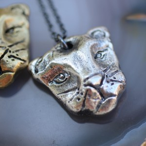 Black Panther Power Necklace