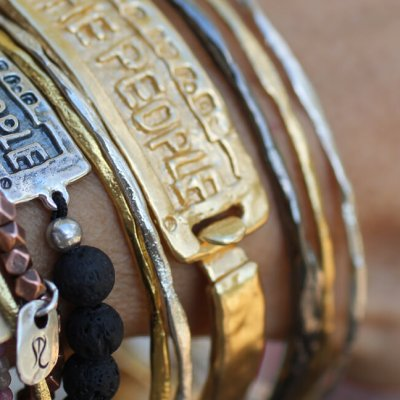 We The People – Jewelry That Empowers with Messages That Matter