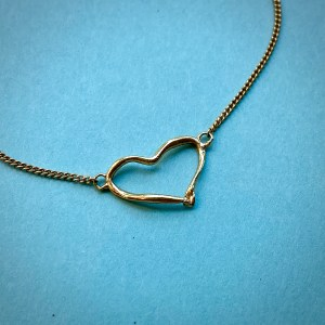 Open Your Heart Choker Necklace