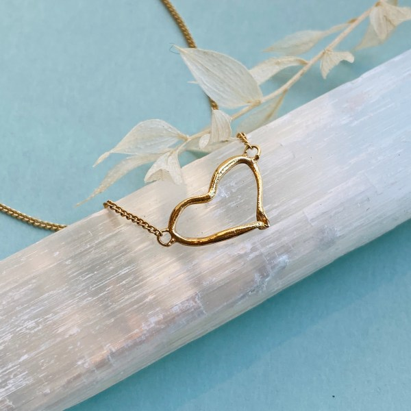 Open Your Heart Necklace