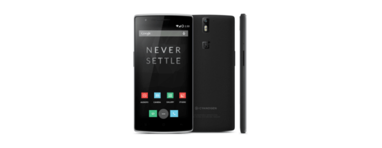 How to take a screenshot OnePlus in unum Android Cynogenmod Mauris quis felis