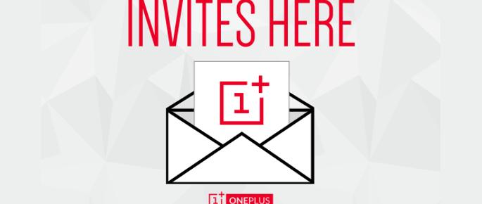 OnePlus Một Lời mời đây
