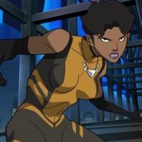 """""""Arrow"""" - Megalyn Echikunwoke odegra rolę znaną z animowanego serialu """"Vixen""""!"""