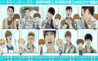 "Super Junior  ""No Other"" [Pic and Cartoon]"